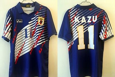 Maillot Japon 1992 / Kazu Miura 11 / J.League (japan jersey)