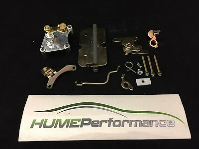 Holley Manual Choke Kit Complete Assembly Conversion Kit