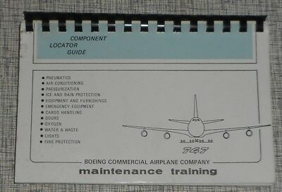boeing 747 original component locator guide maintenance training rh picclick com Transit Manuals Bus Speciufication M1aintenance Cessna MAINTEANCE Manual