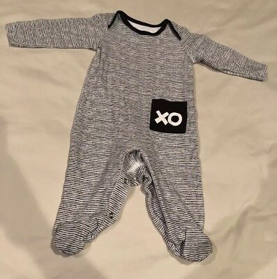 First Impressions baby boy Romper size 3-6 months