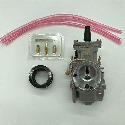 High Quality 30mm Carb Racing Parts With Power Jet for Keihin Carb PWK