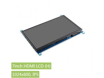 7inch HDMI LCD 1024x600 IPS Screen Capacitive Touch Display for Multi mini-PCs