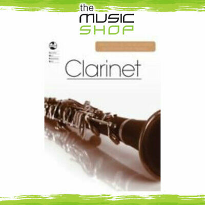 AMEB Clarinet & Bass Clarinet - Orchestral & Chamber Music Excerpts - Music Book