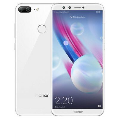 """5.65"""" Huawei Honor 9 Lite Android 8.0 8-Core 32+3Go 2SIM 18:9 13MP 4G Smartphone"""