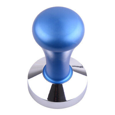 51mm  Stainless Steel Coffee Tamper Barista Cafe Espresso Flat Base Press Tool
