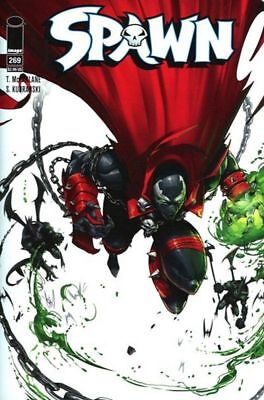 SPAWN ISSUE 269 - FIRST 1st PRINT HICHAM HABACHI COVER - IMAGE COMICS