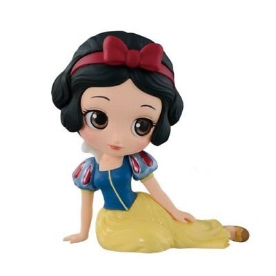 NEW Q posket Disney Characters petit vol.4 Snow White BANPRESTO  Japan new .