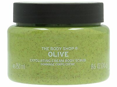 The Body Shop Body Olive Scrub, 250 ml
