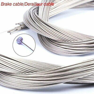 """Road Bicycle MTB Mountain Bike Brake Inner Cycle Cable Line Core Steel 175cm/69"""""""