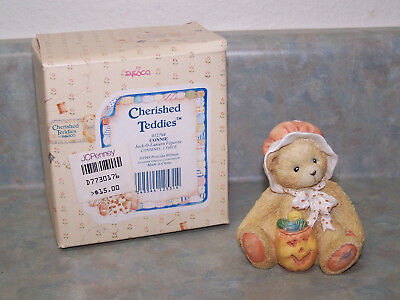 "Cherished Teddies * Connie * ""You're A Sweet Treat"" * #912794"