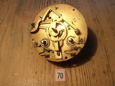 French Clock Movement