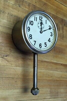 VINTAGE CAR DASHBOARD CLOCK FOR PACKARD? Working
