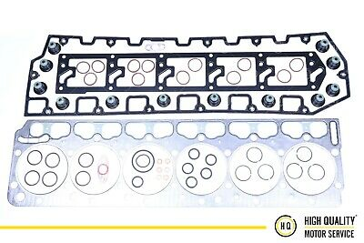 Upper Gasket Set for International, Navistar 1830721C92, DT466, T444E, A26.
