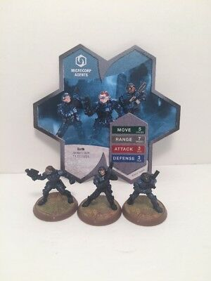 Microcorp Agents - Heroscape Jandar's Oath EXCELLENT UNPLAYED