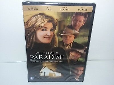 Welcome to Paradise (DVD, Region 1, Widescreen, 2012) NEW - No Tax