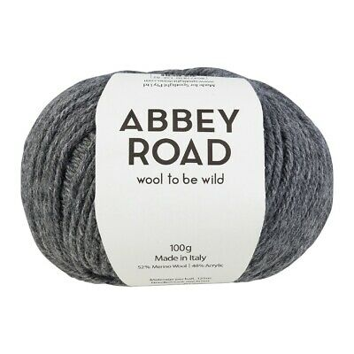NEW Abbey Road 100 G Wool To Be Wild Yarn By Spotlight