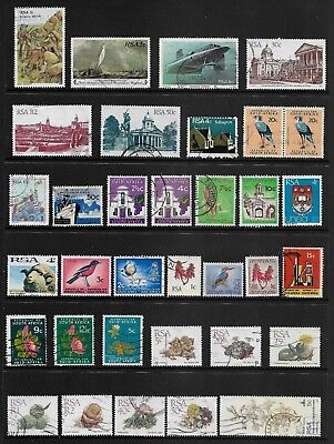 SOUTH AFRICA mixed collection No.37, decimal, used