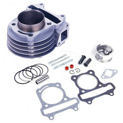 50mm Big Bore Cylinder Rebuild FOR 139QMB GY6 50cc to 100cc  Chinese Scooter ATV