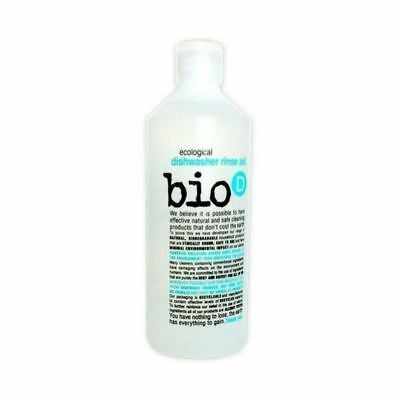 Bio-D Dishwasher Rinse Aid [750ml] (5 Pack)