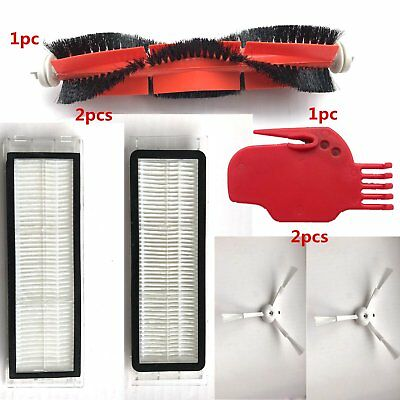 for Xiaomi Mi Robot Vacuum Cleaner Accessories Filter Brushes Main Brush Tools