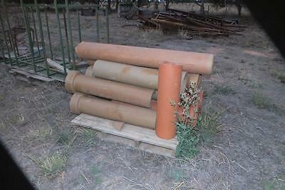 Pipes aggy different sizes some still seal cups. Shepparton vic area .