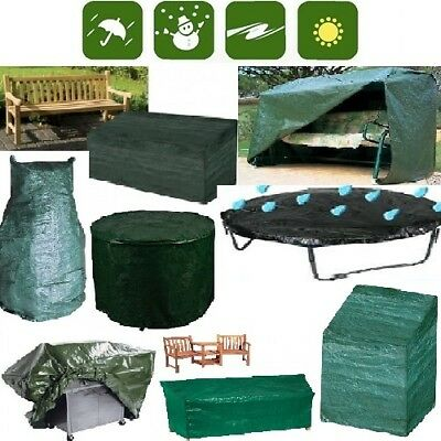 Garden Outdoor Furniture Covers, Waterproof & Washable, Durable BLK POLYETHYLENE