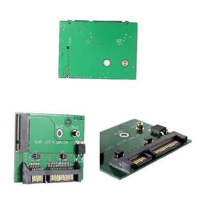 """NGFF M.2 SSD Solid State Drive to SATA3.0 2.5 """" Interface Adapter Converter Card"""