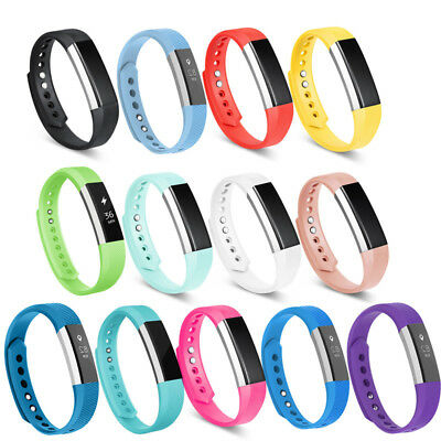 Trendy Silicone Loop Bands Strap Bracelet Replacement Watch Band For FITBIT ACE