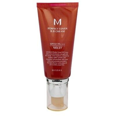 [MISSHA] M Perfect Cover BB Cream SPF 42 PA+++ 50ml / Korean Cosmetics