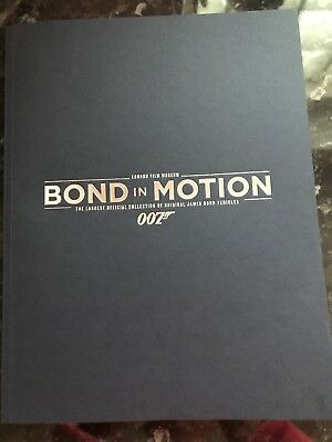 Bond In Motion- The Largest Official Collection Of Original James Bond Vehicles