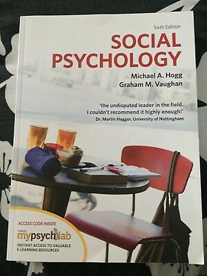 Social psychology 6th edition by hogg and vaughan 500 social psychology 6th edition by hogg and vaughan fandeluxe Image collections