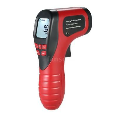 Handheld Digital LCD Photo Tachometer Laser Non-Contact Tach Range X8Z6