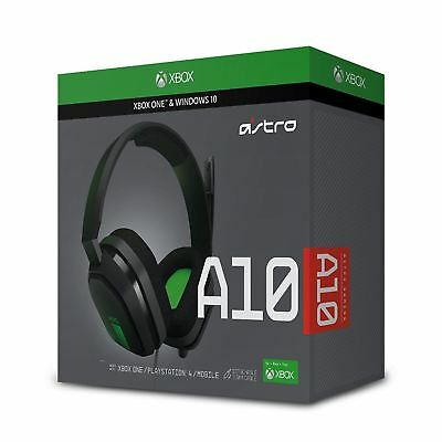 Astro A10 Headset - Green