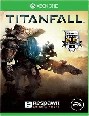 Titanfall - Xbox One - DISC ONLY - Preowned - FREE P&P