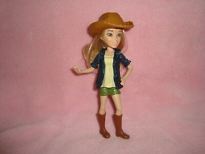 Liv Doll HAYDEN Cowgirl #1 Mcdonalds Happy Meal Toy 2011 Spin Master