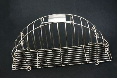 Stainless Steel Small Animal / Cat / Crush or Wash Cage - 52 x 14 x 26cm