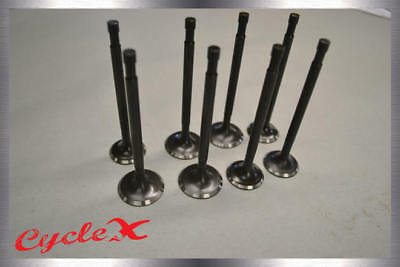 Honda CB750 Cycle X Super Flow Valves (Nitrite Coating) .. Chopper, Bobber, Brat