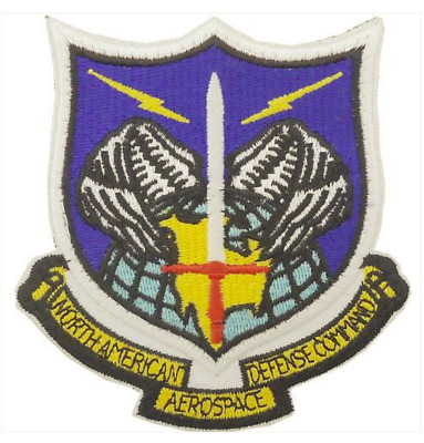 Vanguard AIR FORCE PATCH LEATHER WITH HOOK CLOSURE RESERVE COMMAND