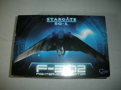 Qmx Stargate SG-1 F-302 Fighter-Interceptor