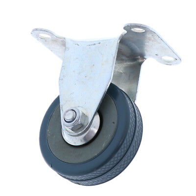 """2"""" Directional Swivel Plate Casters Wheel for Chair Table Crib Machine PVC"""