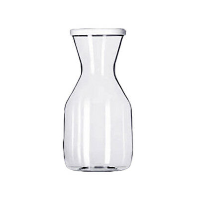 Thunder Group PLTHCF100CC 34 oz Traditional Clear Polycarbonate Carafe