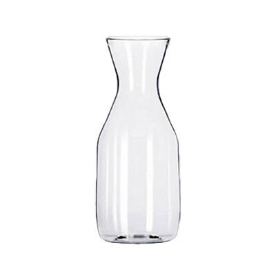Thunder Group PLTHCF050CC 17 oz Traditional Clear Polycarbonate Carafe