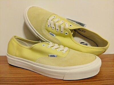 15e0ef4632 VANS NEW UA OG Authentic LX Suede Canvas Vault Men Size USA 9 UK 8.5 ...