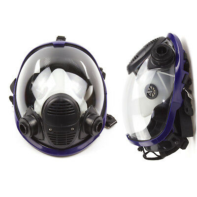 Full Face Gas Mask Painting Spraying Similar for 3M 6800 Facepiece Respirator US