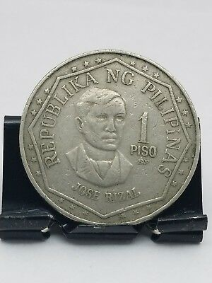 29 mm Philiphinas 1 Piso Coin