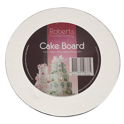 NEW Round Cake Board 3 Pack By Spotlight