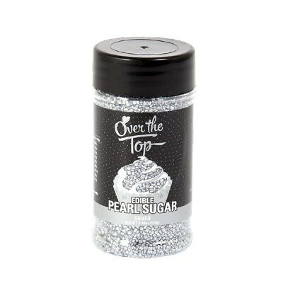 NEW Over The Top Pearl Sugar Sprinkles By Spotlight