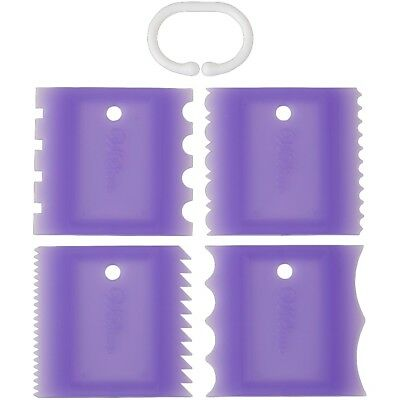 NEW Wilton Texture Tool Combs By Spotlight