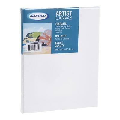 NEW Semco Stretched Canvas By Spotlight