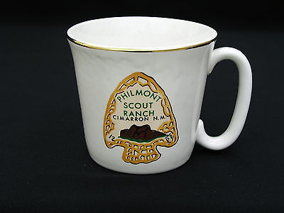 Philmont Scout Ranch Mug - Cimarron N.m. - Very Nice Clean Vintage Collectible
